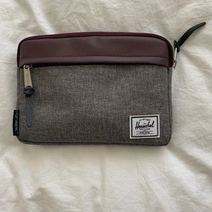 Herschel Toiletry Makeup Cosmetic Travel Bag